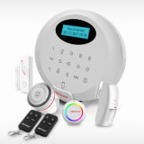GSM van WiFi het Systeem van het Alarm, het Systeem van het Alarm van WiFi GPRS met Draadloze Sensor