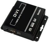 Prolongamento de DVI sobre a fibra com o prolongamento do USB do teclado e do rato e o prolongamento de HDMI (2240)