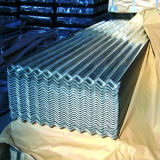 0.12mm -0.18mm Galvanized Corrugated Steel Sheet