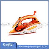 Hot-Selling Ssi2837 Viajando ferro a vapor ferro elétrico com Soleplate cerâmico (vermelho)