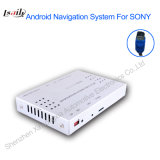 Touch Navigation、Live Navigation、2 USBのJvc Displayのための車Android Navigation Box Ports
