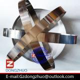 Service en acier de courroie pour la soudure traitant avec la fonction de haute précision
