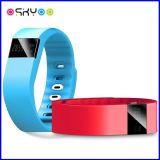 Wristband esperto de Bluetooth do podómetro do bracelete do esporte da saúde