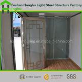 Prefabricated 집 방풍 콘테이너 집