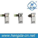 Yh9699 Hight Quality Electric Cabinet Rim Lock