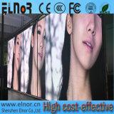 Tela do diodo emissor de luz do anúncio ao ar livre do preço HD de P3.91 Shenzhen boa