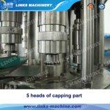 Завершите автоматическую чисто/минеральную машину завалки воды бутылки