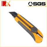 La alta calidad Encaja a presión-apagado el cuchillo utilitario, cuchillo del cortador de 18m m, cortador del cuchillo