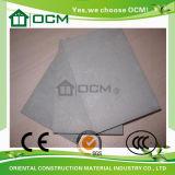 Pintar la tarjeta libre del cemento de la fibra del color de la tarjeta