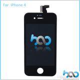 Отсутствие мертвого мобильного телефона LCD пиксела для черноты замены экрана 4s iPhone 4
