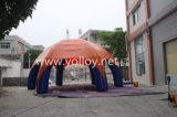 Dôme gonflable pour l'événement de promotion