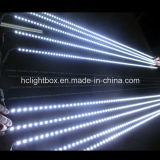 Коробка алюминиевой рамки кнопки светлой коробки рамки светлая