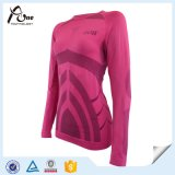 Sports esterno Seamless Long Johns Heated Thermal Underwear per Women