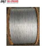 4.11mm (20.3%IACS)のアルミニウム覆われた鋼線アルミニウム単一ワイヤー