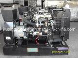 31.25kVA-187.5kVA diesel Open Generator/het Diesel de Generatie/Produceren van het Frame de Generator/Genset/met de Motor Lovol (van PERKINS) (PK30400)