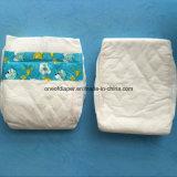 Marcas de fábrica impresas disponibles al por mayor del OEM del pañal del bebé