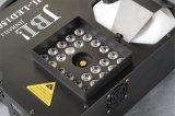 máquina vertical pira de la niebla de 1500W RGB 3in1 LED DMX/máquina del humo/Fogger (JL-LED1500)