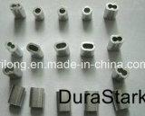 철강선 밧줄 타원형 알루미늄 소매 /Ferrules (DR - Z0106)
