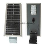 50W LED Solarstraßenlaterne-eins Entwurf CER RoHS Bescheinigung