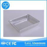 Контейнер коробки лотка решетки алюминиевой фольги
