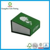 Kundenspezifisches Samll Cardboard Ring Box mit Logo Printing
