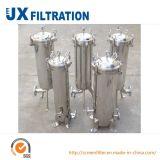 Boîtier multi de filtre à manches pour le traitement des eaux