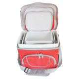 Cooler isolado Bag com Inside Plastic Cooler Box para Promotion