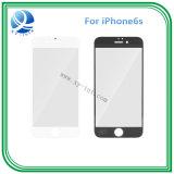 """보충 iPhone 6s 4.7를 위한 외부 렌즈 정면 스크린 유리제 렌즈 """" 까만 백색"""