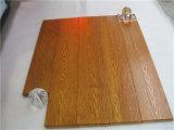Resistência natural ao assoalho escovado antiguidade da madeira contínua do carvalho da deformação