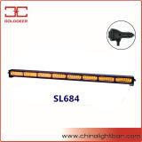 선형 64W 트럭 차 호박색 LED 지팡이 표시등 막대 (SL684)