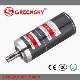 Motor de la C.C., motor del engranaje de BLDC Plaetary