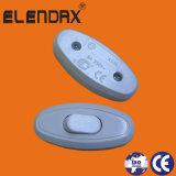 Commutateur de cordon / interrupteur de câble / interrupteur de câble standard européen (P8018)