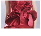 Повелительница Halter Коротк Bridal Одевать конструкции способа для женщин