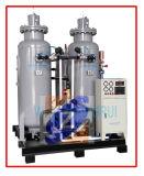 Azote industriel de PSA faisant la machine