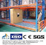 Plataforma galvanizada armazenamento do engranzamento de fio do armazém para o racking da pálete