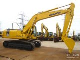 Escavatore utilizzato PC200-6 del cingolo di KOMATSU con Ce