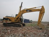 販売のための使用された掘削機の幼虫320cl
