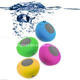 De waterdichte Draadloze Handsfree MiniSpreker van de Zuiging Bluetooth