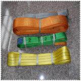 Doble capas de poliéster Tejido Factor de Seguridad Honda, Heavy Duty Lifting Sling