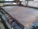 Плита структуры сплава стальная (20Cr)