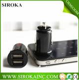 De nieuwe Adapter Van uitstekende kwaliteit van de Auto DC2.1+1A Dubbele USB van het Ontwerp met de Prijzen van de Fabriek voor iPhone 5s