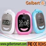 Perseguidor de Gelbert GPS que coloca el reloj elegante del monitor de la alarma de la seguridad el SOS para los cabritos
