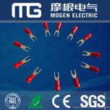 Terminais do conetor elétrico de SV