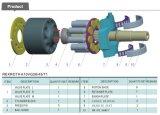 Réparation de pompe hydraulique de pompe à plongeur des pièces de moteur de pompe à piston de série de Rexroth A10vg18/28/45/63 ou pièces de rechange de Remanufacture