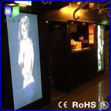 Affichage extérieur lumineux de publicité par affichage de film du signe LED