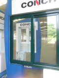 Conch 88 미끄러지는 PVC/UPVC Windows