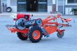 農場の使用Df12/15Lの小さい歩くトラクター(2つの車輪)力の耕うん機