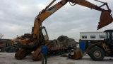 Verwendeter Kobelco Exkavator Sk07, Japan-Vorlagen-Exkavator