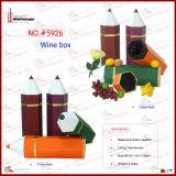 Tipos Shaped rectángulo de empaquetado del lápiz del diseño diversos del regalo