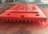 Bon Quality Jaw Crusher Jaw Plate pour Exporting
